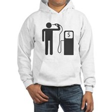 Petrol Gun To The Head Jumper Hoody