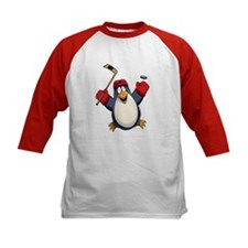Hockey Penguin Tee