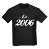 Established 2006 - Birthday T