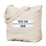 Vote for KIAN Tote Bag
