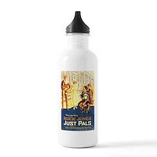 buck jones Water Bottle