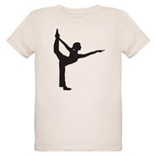 Bikram Yoga Bow Pose T-Shirt