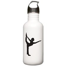 Bikram Yoga Bow Pose Water Bottle