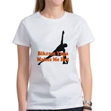 Bikram Yoga Triangle Pose Tee