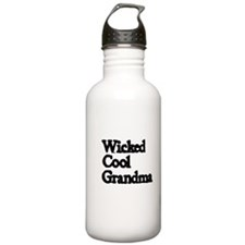 Wicked Cool Grandma Water Bottle