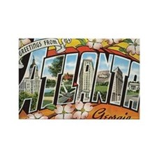 Georgia southern Rectangle Magnet (10 pack)