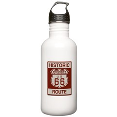 Daggett Route 66 Stainless Water Bottle 1.0L