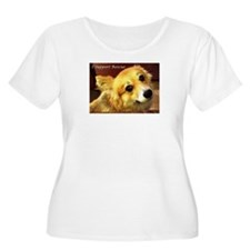 I support Corgi Rescue T-Shirt