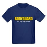 Bodyguard for my little sister T