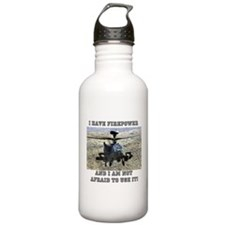 Airpower! Sports Water Bottle