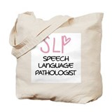 Speech language pathologist Tote Bags