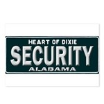 Alabama Security Postcards (Package of 8)