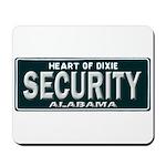 Alabama Security Mousepad