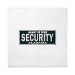 Alabama Security Queen Duvet