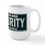 Alabama Security Large Mug