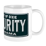 Alabama Security Mug