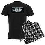 Alabama Security Men's Dark Pajamas