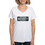 Alabama Security Women's V-Neck T-Shirt