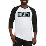 Alabama Security Baseball Jersey