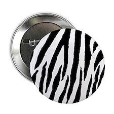 "Trendy Zebra Pattern 2.25"" Button (100 pack)"