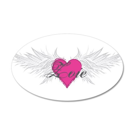 Zoie-angel-wings.png Wall Decal
