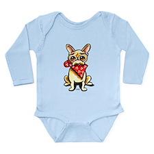 Loverbull Long Sleeve Infant Bodysuit