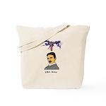 Tesla: Idea Man Tote Bag