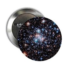 Open star cluster NGC 290 - 2.25' Button (100 pack