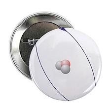 Tritium, atomic model - 2.25' Button (100 pack)