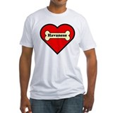 Havanese Heart Shirt