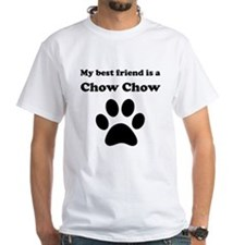 Chow Chow Best Friend Shirt