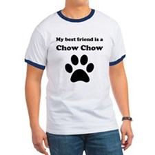 Chow Chow Best Friend T