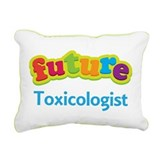 Future Toxicologist Rectangular Canvas Pillow
