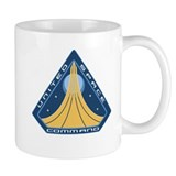 Boldly Going USC Mug