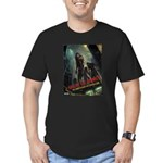 Rise of the Zombies Men's Fitted T-Shirt (dark)