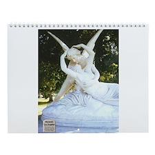Unique Tchotchkes Wall Calendar