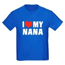 I Love My Nana T
