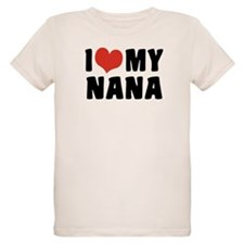 I Love My Nana T-Shirt