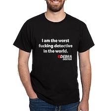 Dexter Debra Quote T-Shirt