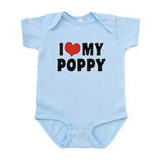 I Love My Poppy Onesie