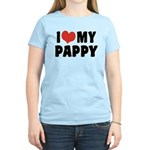 I Love My Pappy Women's Light T-Shirt