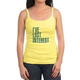 I've Lost Interest Tank Top