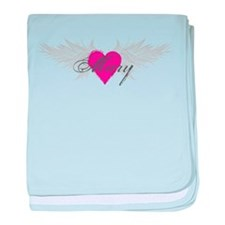 Mary-angel-wings.png baby blanket