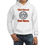 Count Dracula Hooded Sweatshirt