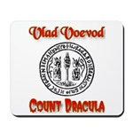 Count Dracula Mousepad
