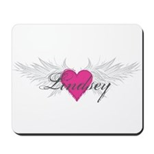 My Sweet Angel Lindsey Mousepad