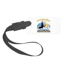 God Created Beer (Submariner) Luggage Tag