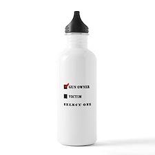 Gun Owner? Water Bottle