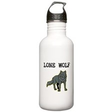Lone Wolf Sports Water Bottle