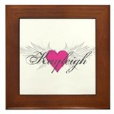My Sweet Angel Kayleigh Framed Tile